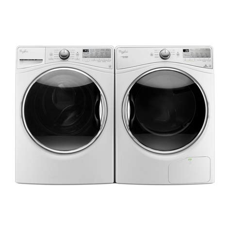 wfw9290fwwhirlpool 4 2 cu ft front load washer with