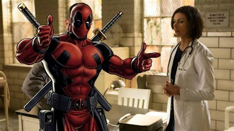 lead actress in deadpool 2 morena baccarin joins deadpool movie in female lead role