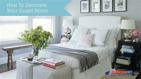 decorate  guest room