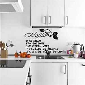 Stickers Muraux Cuisine : stickers muraux cuisine ~ Premium-room.com Idées de Décoration