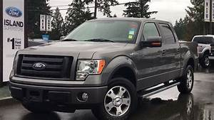 2010 Ford F-150 Fx4 Supercrew 4x4 W   Leather Seats Review