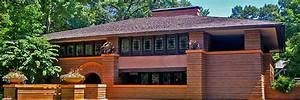 Frank Lloyd Wright Gebäude : auf den spuren von frank lloyd wright leben und fahrradfahren in ontario ~ Buech-reservation.com Haus und Dekorationen