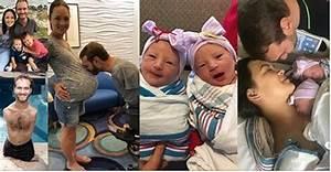Limbless Eveangelist Nick Vujicic Welcomes Twins ...