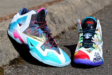greatest hits the nike what the lebron 11 sneakernews com