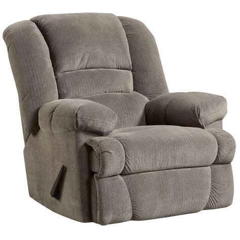Microfiber Recliner by Flash Furniture Contemporary Dynasty Smoke Microfiber
