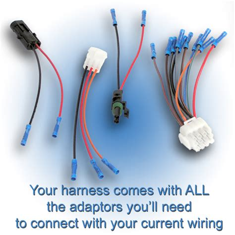 boat wiring harness boat wiring easy  install