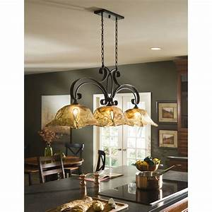 a tip sheet on how the right lighting can make the kitchen With kitchen lights fixtures