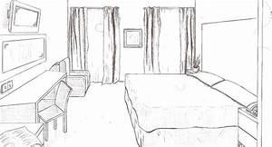 attrayant comment dessiner un plan de maison 14 comment With comment dessiner une chambre