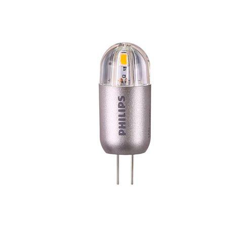4 led light bulbs philips 20w equivalent bright white g4 capsule led light