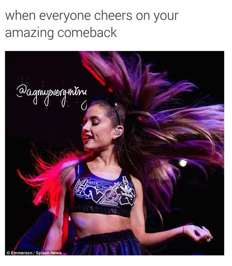Hair Flip Meme - 2571 best ariana grande images on pinterest angel angels and aria montgomery