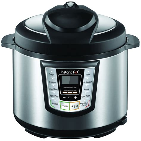 cooker pressure pot electric instant cookers generation 3rd cooking electronic source three recipes generations ip rice appliance smart safety slow