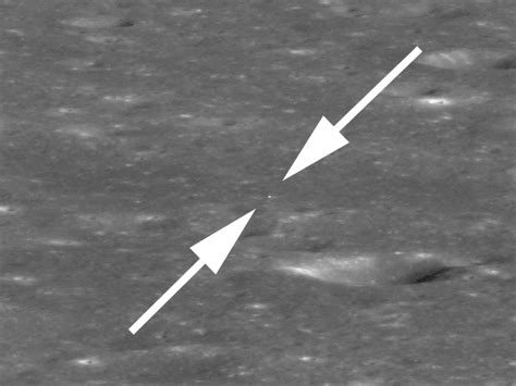 NASA has photographed China's new lunar lander on the far ...