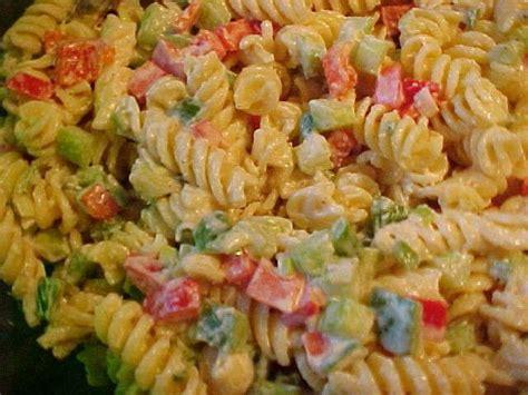 recette vinaigrette pour salade de pates froides recettes de fusilli et salades