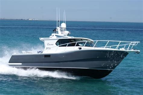 Diesel Catamaran Fishing Boats For Sale by 2010 Stagg Boats 12m For Sale Trade Boats Australia