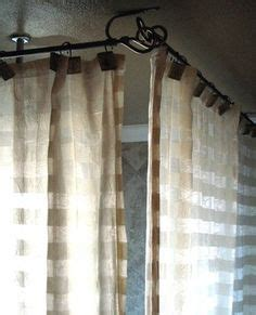 diy oval shower curtain rod shower curtain rods curtain