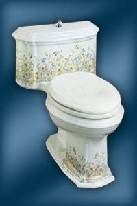 portrait   toilet