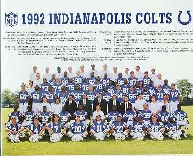 indianapolis colts fan forum 1992 colts colts football indianapolis colts fan forum