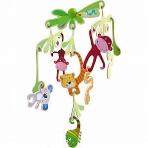 Mobile Baby Haba : haba wild animals mobile crib toy ~ Watch28wear.com Haus und Dekorationen