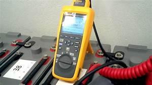Testing Batteries With The Fluke Bt521