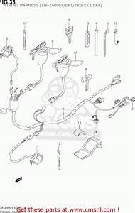 Z400 Wiring Harnes