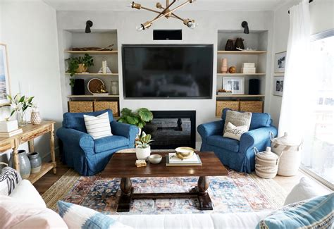 Family Rooms We by Rooms We Home Tour Adding Character To A Simple