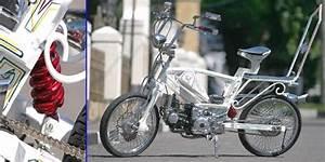 Displayer Big Motorcycle  Modifikasi Honda Supra Fit