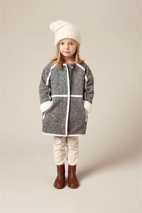 Super Chic Mini Me Coat From Chloe Girls Fashion For Fall