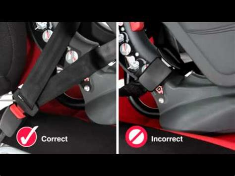 britax class plus forward facing how to fit guide