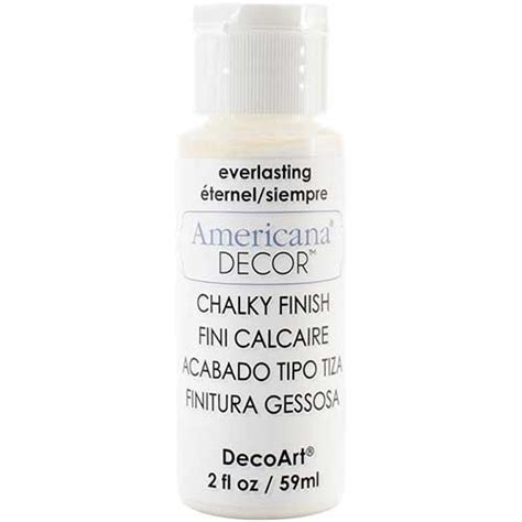 Americana Decor Chalky Finish Paint In Everlasting by Decoart Americana Decor Chalky Finish Paint Everlasting