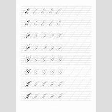 Movement Drills  Calligraphy Practice  Pinterest  Penmanship, Letters And Handwriting