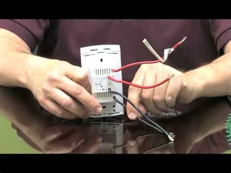 wire  thermostat youtube