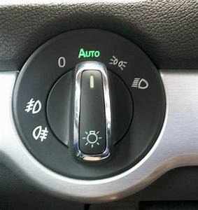 Skoda Octavia Ii A5 Auto Headlight Switch Chromate Treatment On Aliexpress Com