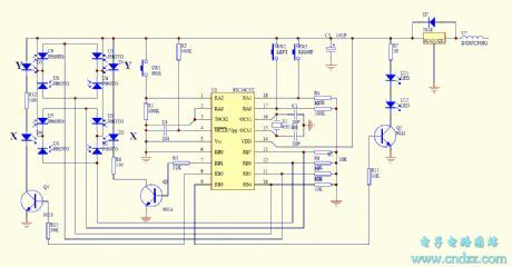 index  remote control circuit circuit diagram