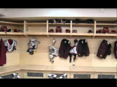 UMD Bulldogs Locker Room - YouTube