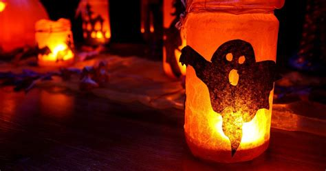 Halloween Decorations To Make At Home With The Kids This