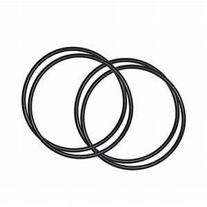 2  Cummins 6b Series Aftercooler O-ring Kit