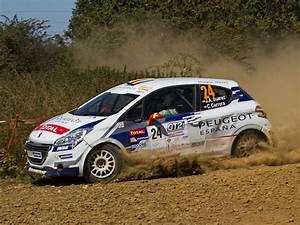 Peugeot España : los pupilos de peugeot espa a en el rally de catalunya ~ Farleysfitness.com Idées de Décoration