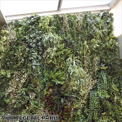 Mur Végétal Intérieur Artificiel