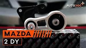 Mazda 2 Dy : como reemplazar el soporte de la caja de cambios en mazda ~ Kayakingforconservation.com Haus und Dekorationen