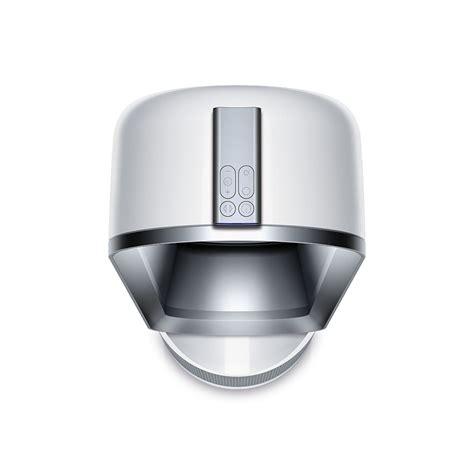 dyson fan and air purifier dyson am11 pure cool tower purifier fan iron blue