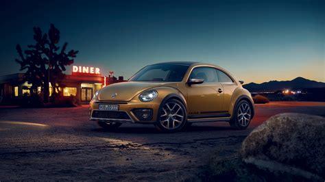 Volkswagen Beetle Dune 4k Wallpaper