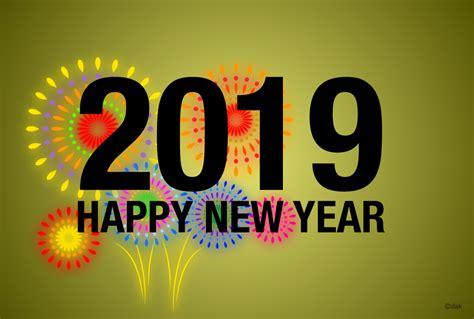 Free Happy New Year 2019 Image free Cartoon & Clipart