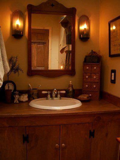25  Best Ideas about Primitive Bathroom Decor on Pinterest