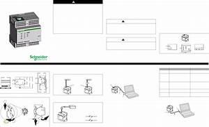 Schneider Electric Switch Tsxetg100 User Guide