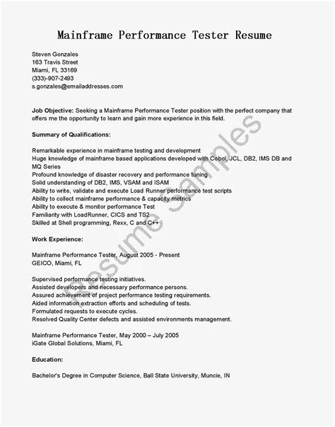 Uat Tester Resume Indeed by Sap Tester Cover Letter Six Sigma Consultant Cover Letter