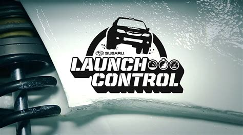 subaru launch control season