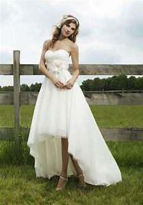 whiteazalea simple dresses simple high low wedding dresses With high low halter wedding dress