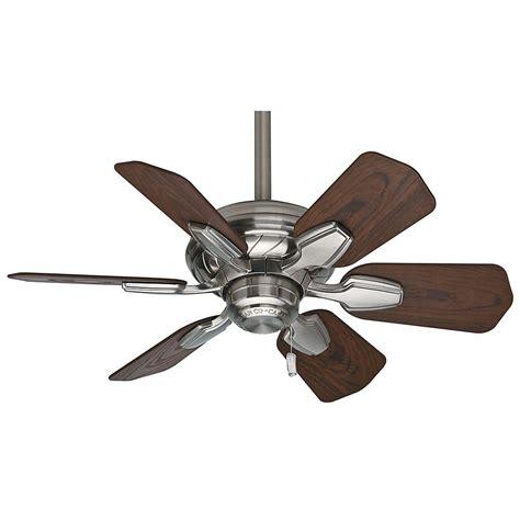 outdoor ceiling fan box casablanca wailea 31 in indoor outdoor brushed nickel