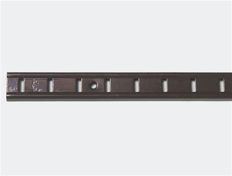 Bookcase Shelving Strips by 7476 6ft Bronze Universal Bookcase Shelving Shelf