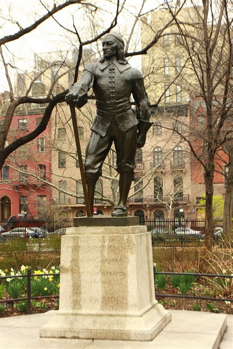 Fox Home New York City To Acknowledge Slave Market At